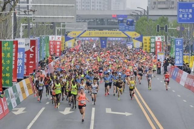 2020年10月12日武汉马拉松在线大赛开始,800个2021汉马贯通名额等着你! 第3张