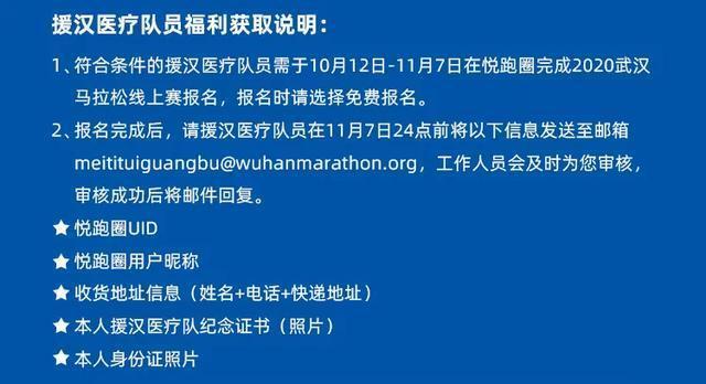 2020年10月12日武汉马拉松在线大赛开始,800个2021汉马贯通名额等着你! 第7张