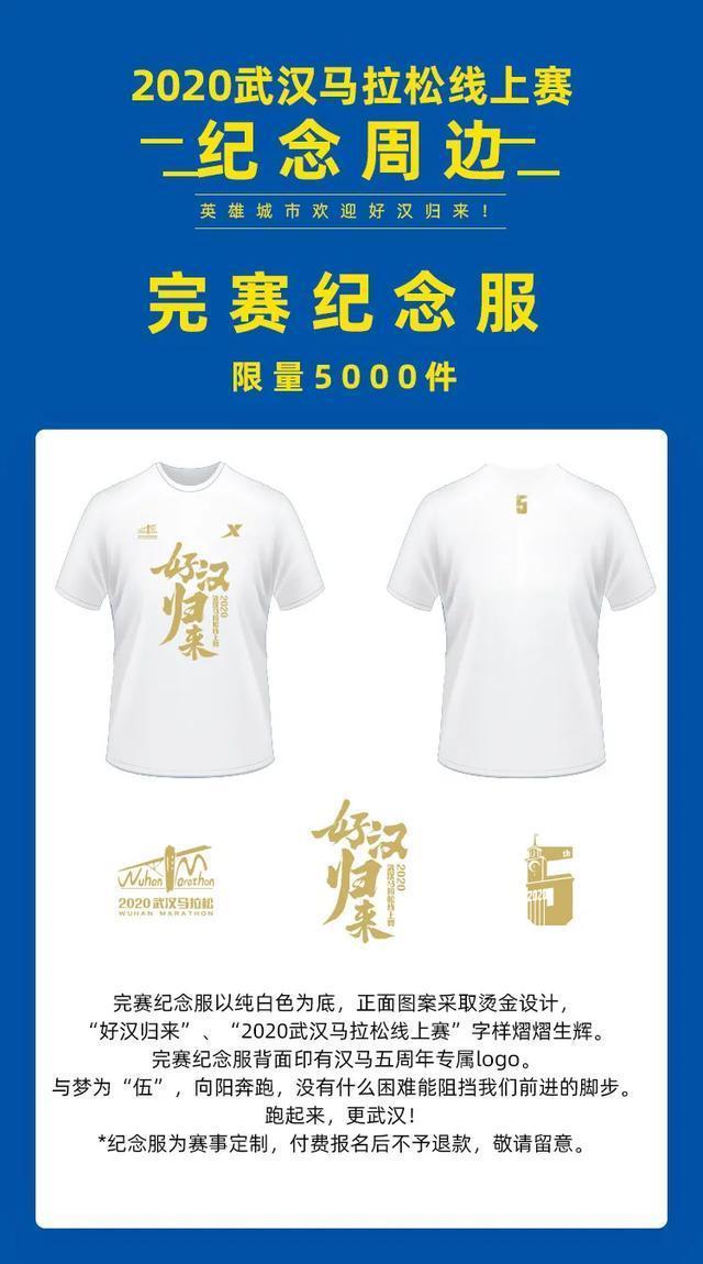 2020年10月12日武汉马拉松在线大赛开始,800个2021汉马贯通名额等着你! 第10张