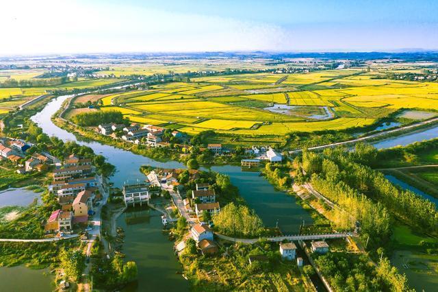 武汉发布推进美丽农村建设三年行动计划,三年内建设600个美丽农村 第1张