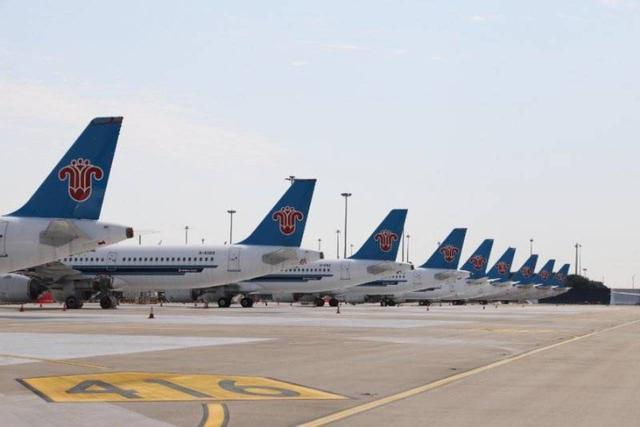 在新的航空季,南航继续加大运力投入,建设武汉始发航空快线 第4张