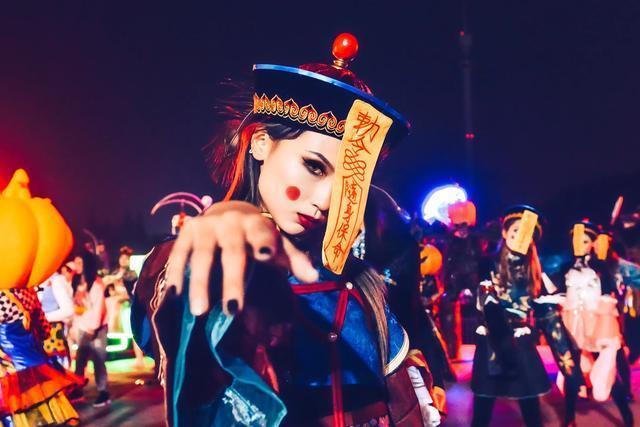 武汉欢乐谷万圣节嘉年华开幕!潮流和温馨的晚会开启了新的玩法 第1张
