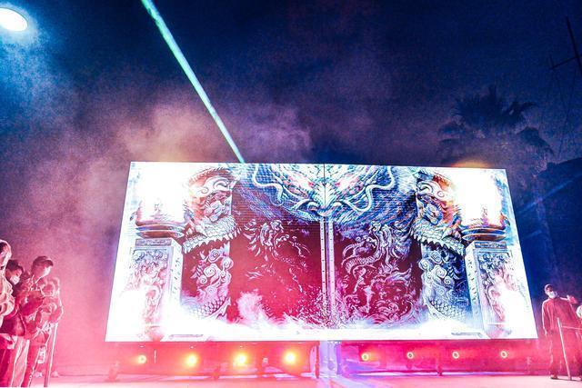 武汉欢乐谷万圣节嘉年华开幕!潮流和温馨的晚会开启了新的玩法 第3张