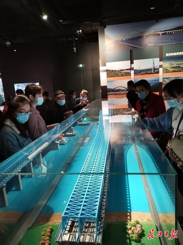 """""""桥代二号""""第一次进入桥博物馆就被深深震撼了。他们父辈造桥人的""""造桥精神""""激励着人们奋进 第2张"""