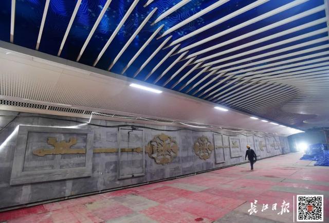 流量|武汉最深!我们来看看八号线二期过街站有多厉害。 第2张