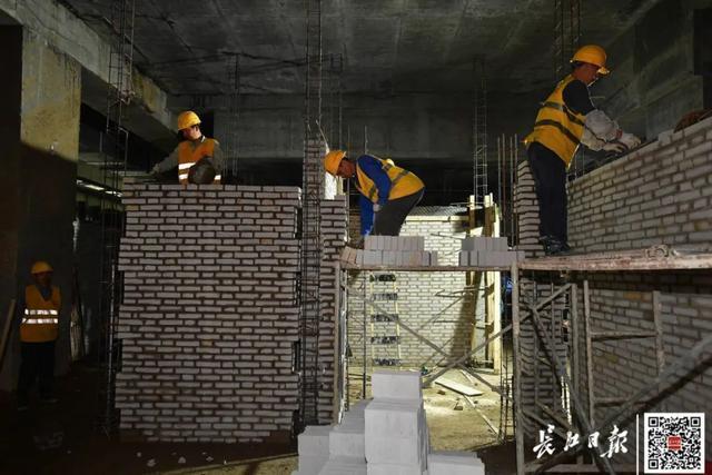 流量|武汉最深!我们来看看八号线二期过街站有多厉害。 第8张