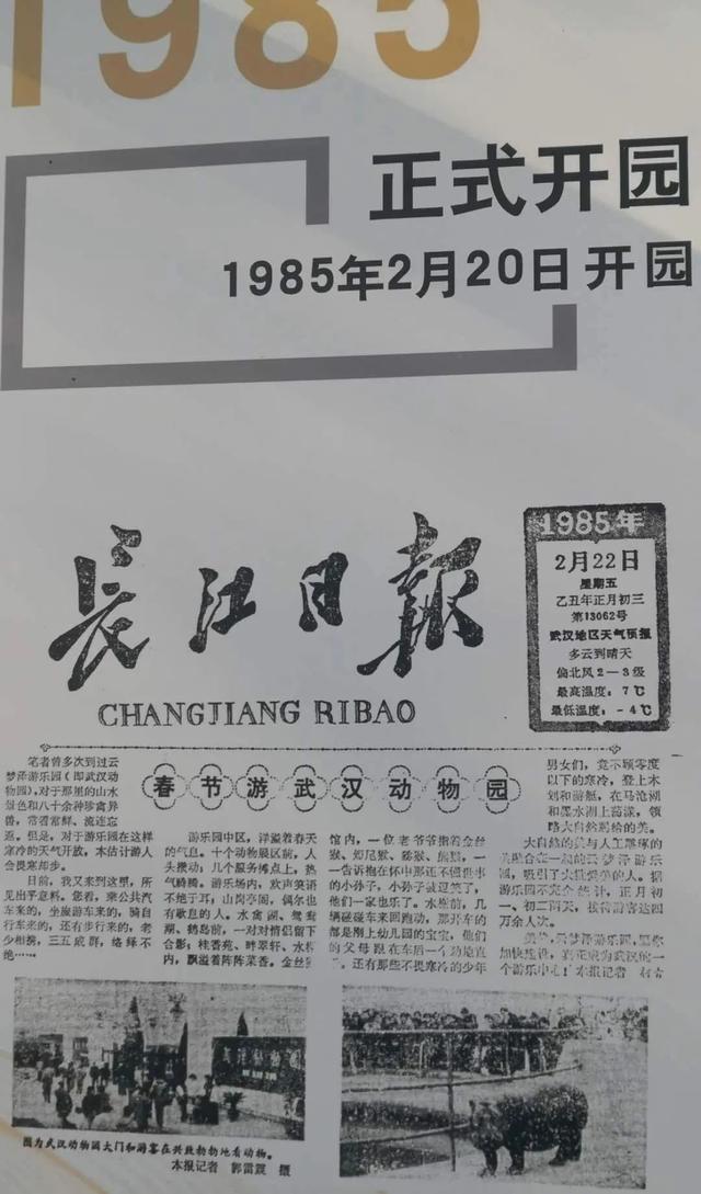 在半个城市收集了35年的儿童乐趣后,现在武汉动物园想听听你的故事 第3张