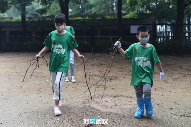 在半个城市收集了35年的儿童乐趣后,现在武汉动物园想听听你的故事 第16张