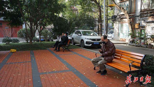 """武汉今年将建设100个""""袖珍公园"""",其中近一半已经建成并开放 第7张"""