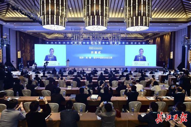 占GDP近40%,未来三年占50%以上!数字经济成为武汉经济发展的主要引擎 第2张