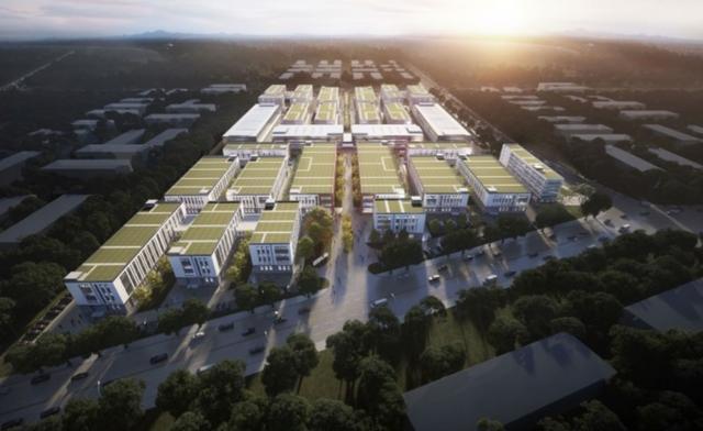蔡甸区19个重大项目集中开工,总投资114.27亿元 第1张