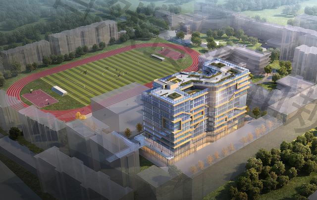 滨江商务区还有一家综合医院!武昌区三大社会民生工程开工建设 第3张