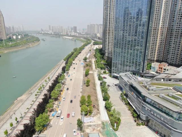 城市建设|武汉增加了沿江景观 第2张