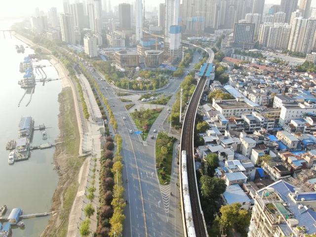 城市建设|武汉增加了沿江景观 第4张