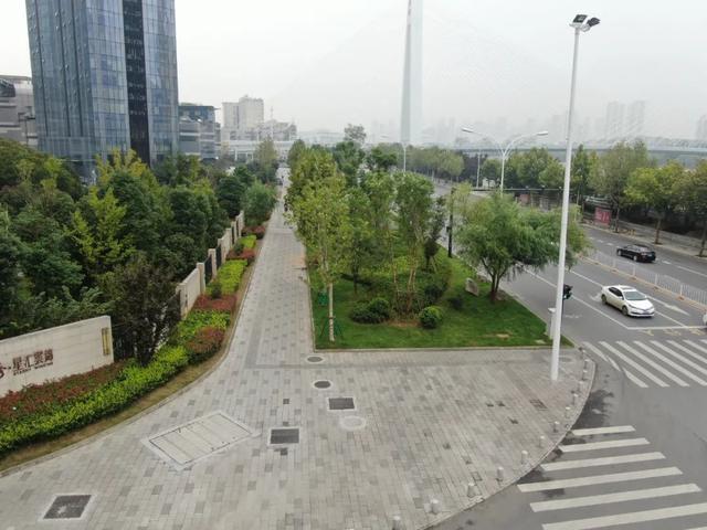 城市建设|武汉增加了沿江景观 第6张