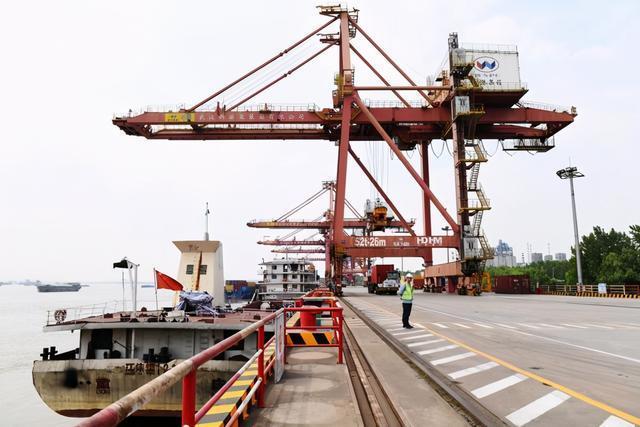 武汉被批准为港口型国家物流枢纽建设城市 第2张