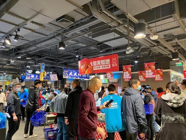 2020天猫双11首日,武汉盒马迎来21号店,年底前还会再开三家 第1张