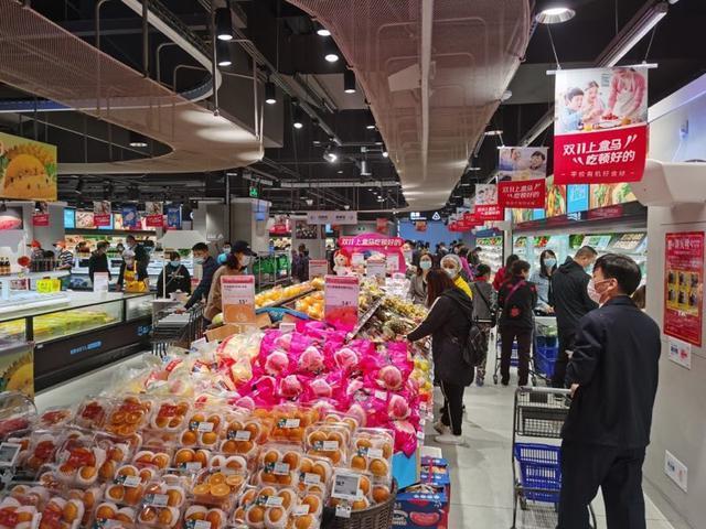 2020天猫双11首日,武汉盒马迎来21号店,年底前还会再开三家 第3张