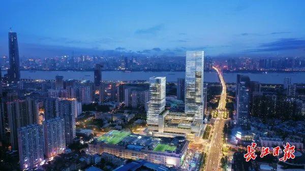 """武汉成为互联网总部经济的""""中心高地"""",中国一线互联网企业的""""第二总部""""聚集在韩 第1张"""