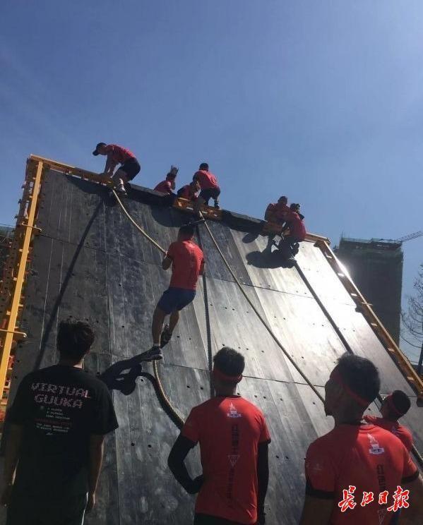 一起行动!周末,武汉将举行两场全民健身运动会的户外活动 第1张