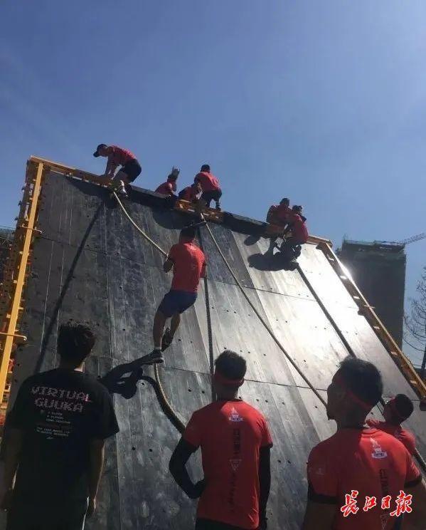 动|一起动!周末,武汉将举行两场全民健身运动会的户外活动 第2张
