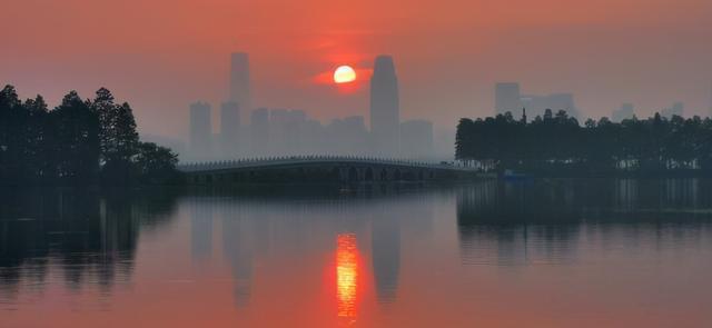 """摄影师的眼睛向你展示了各种各样的""""东湖桥"""" 第4张"""