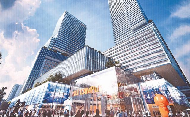 """当""""24小时客户服务""""服务于该项目时,武昌区在前三个季度启动了一个20亿元的新项目 第1张"""