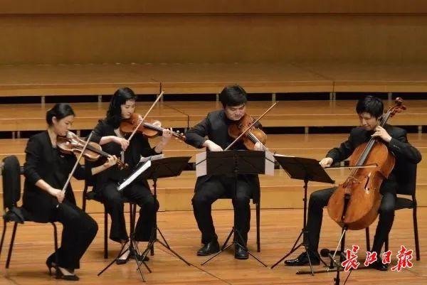"""以经典音乐的形式展现生活故事,琥珀四重奏来到韩""""尊敬!生活"""" 第2张"""