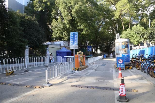 中南医院开辟了专门通道,打车可以直达。 第3张