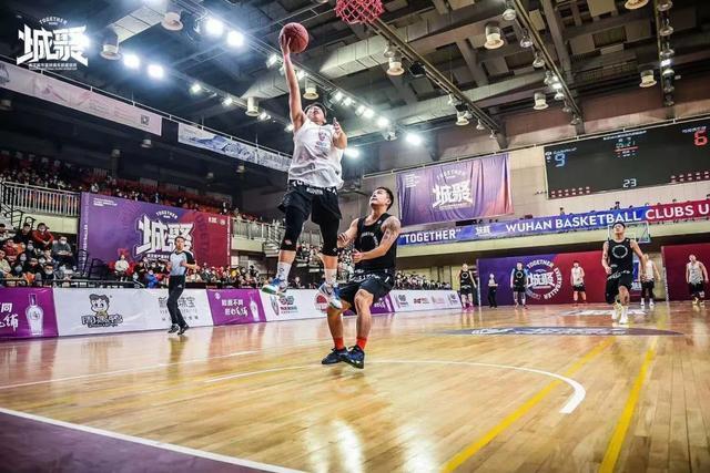 武汉城市篮球俱乐部超级杯开赛,16支球队参赛。 第2张
