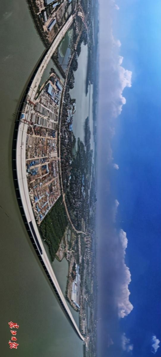 """武汉四环即将""""画圈""""。看四环跨江湖桥图集。 第3张"""