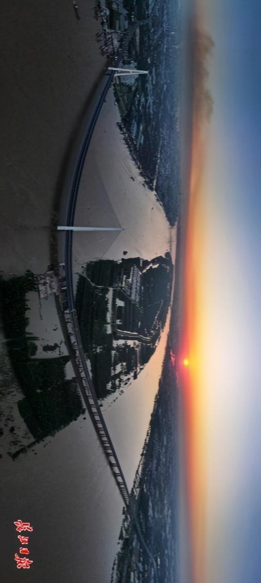 """武汉四环即将""""画圈""""。看四环跨江湖桥图集。 第7张"""