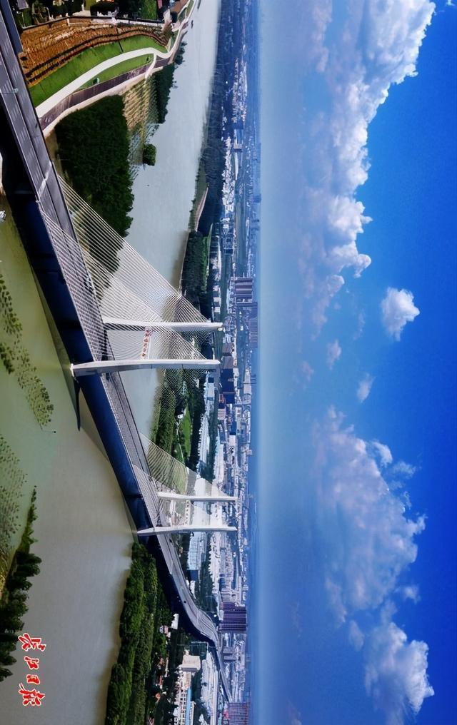 """武汉四环即将""""画圈""""。看四环跨江湖桥图集。 第8张"""