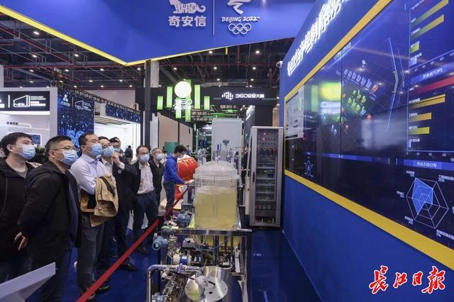 这次全国会议在韩召开,使武汉成为了工业互联网的标杆示范城市。 第11张