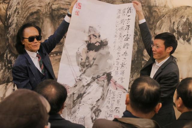 著名画家闫亮美术馆落户武汉客厅,热爱绘画的可以去现场交流。 第2张