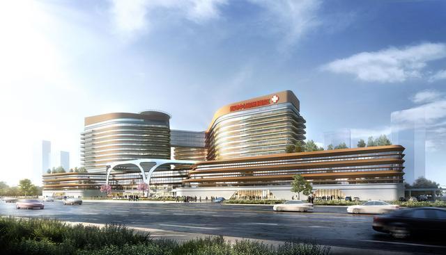 一个月内,洪山两大医院开工建设,武汉所有中心城市都有三甲综合医院。 第1张