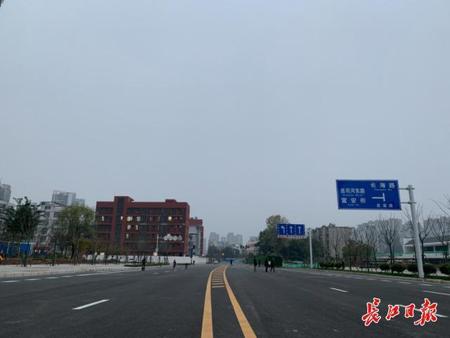 武汉今年将完成80条微循环道路的建设。你家附近有吗? 第3张