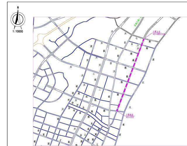 武汉今年将完成80条微循环道路的建设。你家附近有吗? 第11张