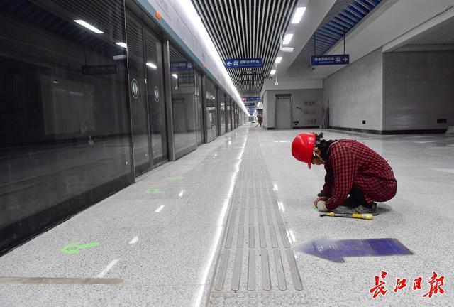 """2000多人日夜忙碌,地铁过街站将于下月""""大联合调整"""" 第2张"""
