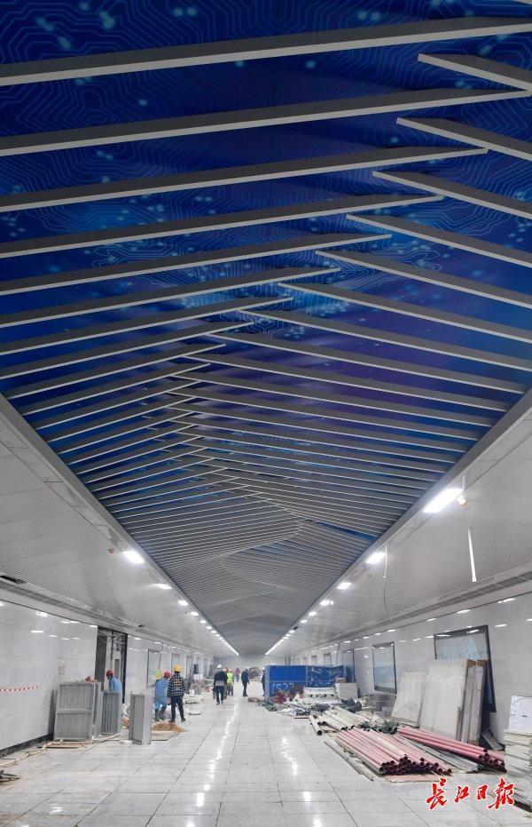 """2000多人日夜忙碌,地铁过街站将于下月""""大联合调整"""" 第5张"""