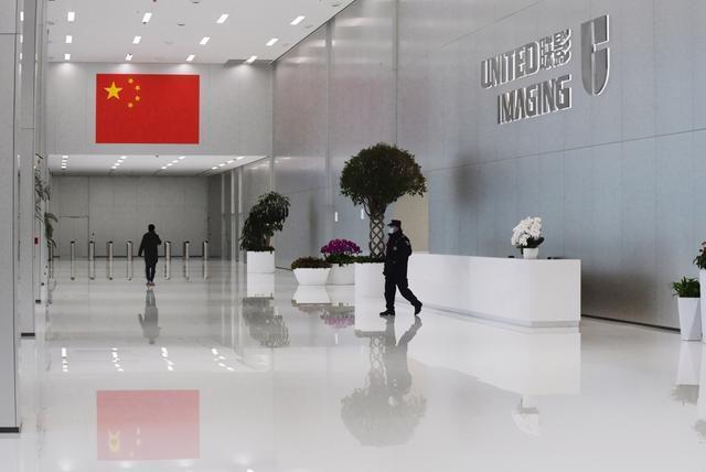UIH医药武汉总部基地:特殊班建设周期倒,运行高效。 第4张