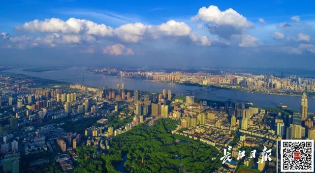 打造世界级滨水城市!武汉两江四岸规划发布。 第5张