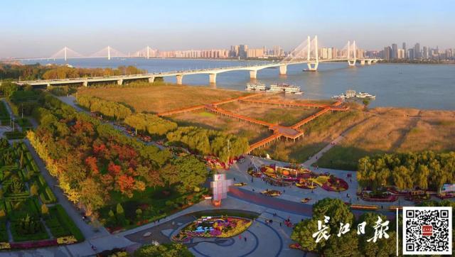 打造世界级滨水城市!武汉两江四岸规划发布。 第6张
