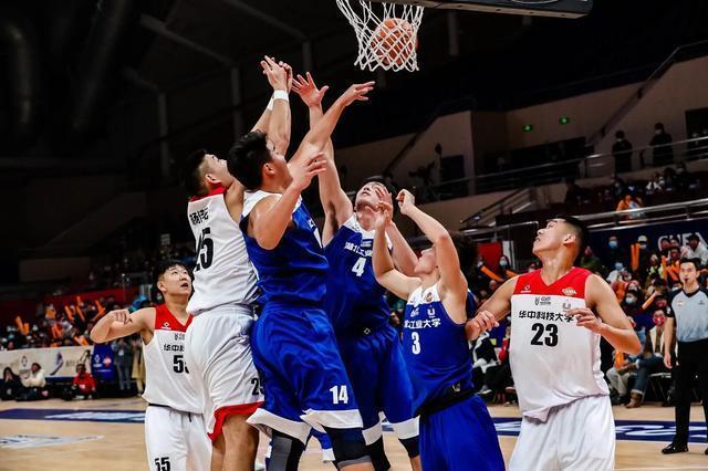 第23届中国大学生篮球联赛在武汉揭幕。 第1张