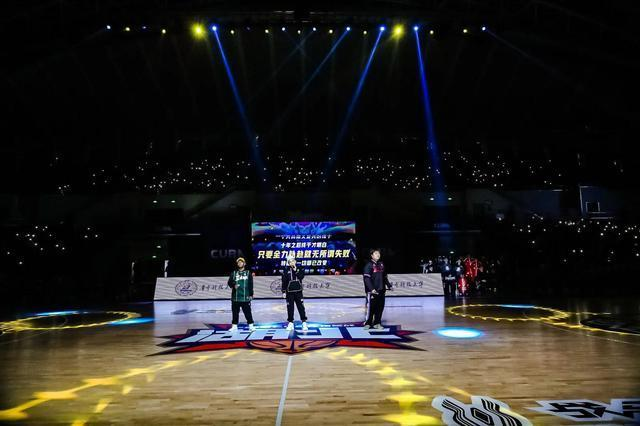 第23届中国大学生篮球联赛在武汉揭幕。 第2张