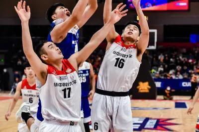 第23届中国大学生篮球联赛在武汉揭幕。 第5张