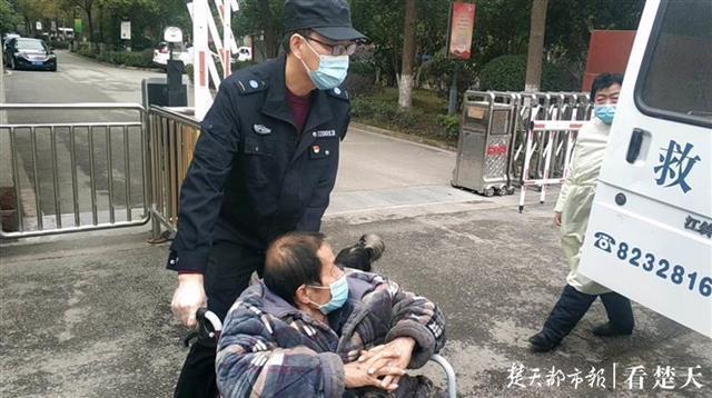 """武汉启动""""冬送暖""""专项救援,中心城市将在一小时内到达现场。 第1张"""