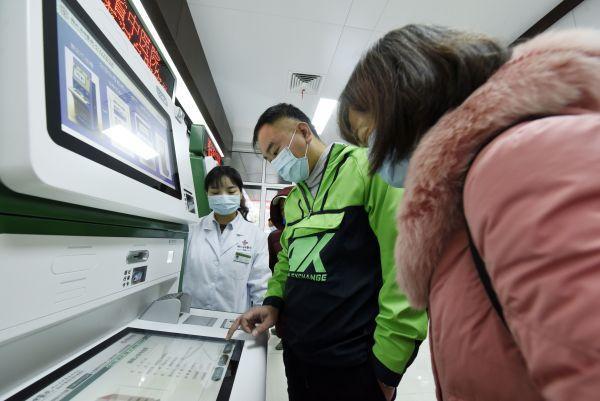 """""""武汉东""""患者不用走多远就能看到""""老中医"""",省中医院葛店区开诊所。 第2张"""