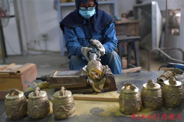 中国百分之八十的钟都是江夏制造的!所有关于编钟的东西都在这里... 第3张