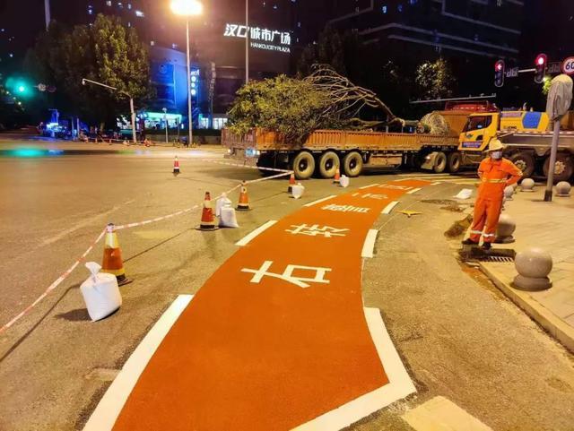 武汉这些新的交通标志是什么意思?交警会教你怎么去那里。 第3张